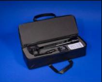 Passive Alcohol Sensor Flashlight Case