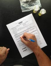 DOT specimen collector training drug testing training certification