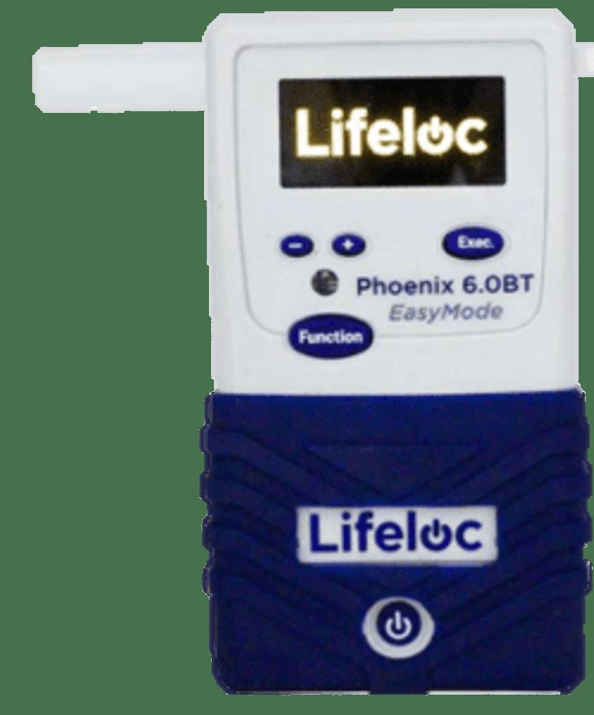 Lifeloc Phoenix 6.0 no background